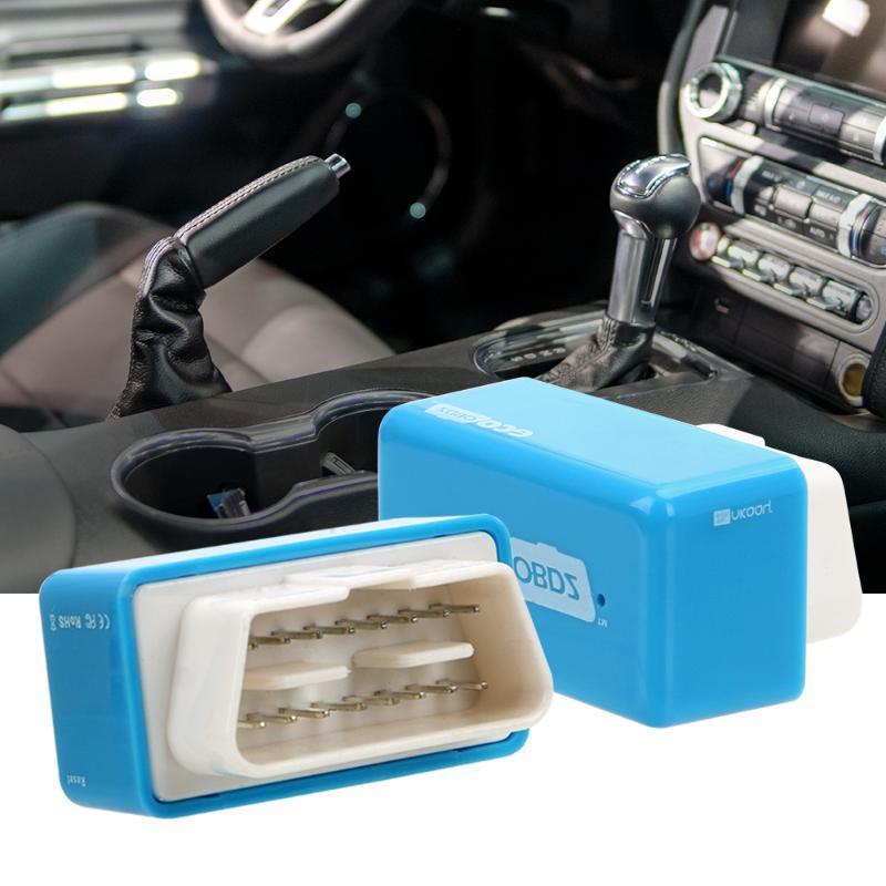 Lectores de códigos LEEPEE herramientas de la exploración del coche para el diesel / bencina Ajuste del coche Caja tapa el conductor Nitro / Eco OBD2 viruta del ECU Herramienta de reparación
