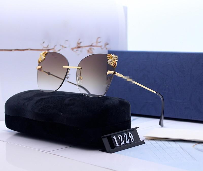 Новые летние солнцезащитные очки вождения солнцезащитные очки для мужской женщины пляж 0019 6 COLORATE. Дополнительный высококачественный PFJVR