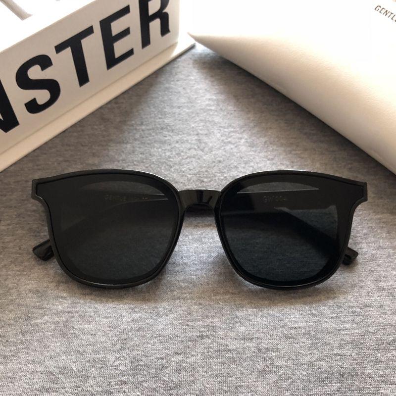 2020 Hot Kris Wu Coopération douce conception Lunettes de soleil mode Femmes Vintage élégant Des lunettes de soleil anti-UV GM Trendy Sunglass GW004