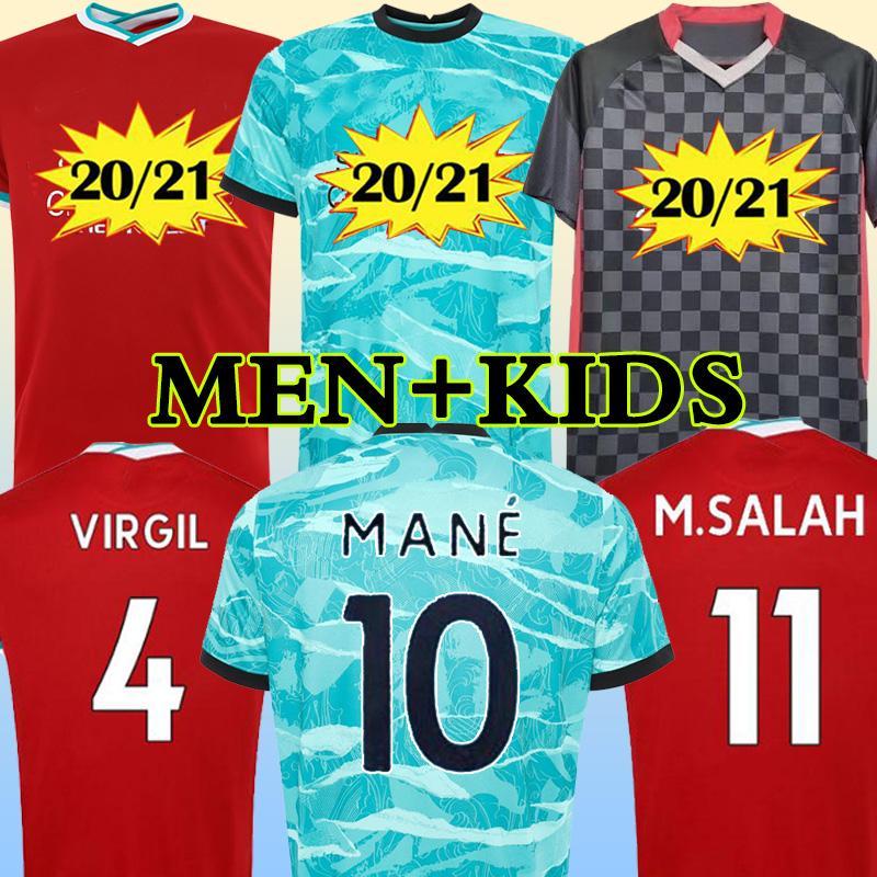 أعلى جودة تايلاند 20 21 كرة القدم جيرسي camisetas فوتبول 2020 2021 كرة القدم قمصان كرة القدم الرجال + أطفال مجموعات مجموعات