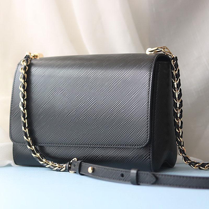 Monedero americano Cross Bags European y Women College Luxurys Messenger Designers Bolso Bolsos Bolsas de mujer Bolso de moda Billetera de asas Monedero SIDA