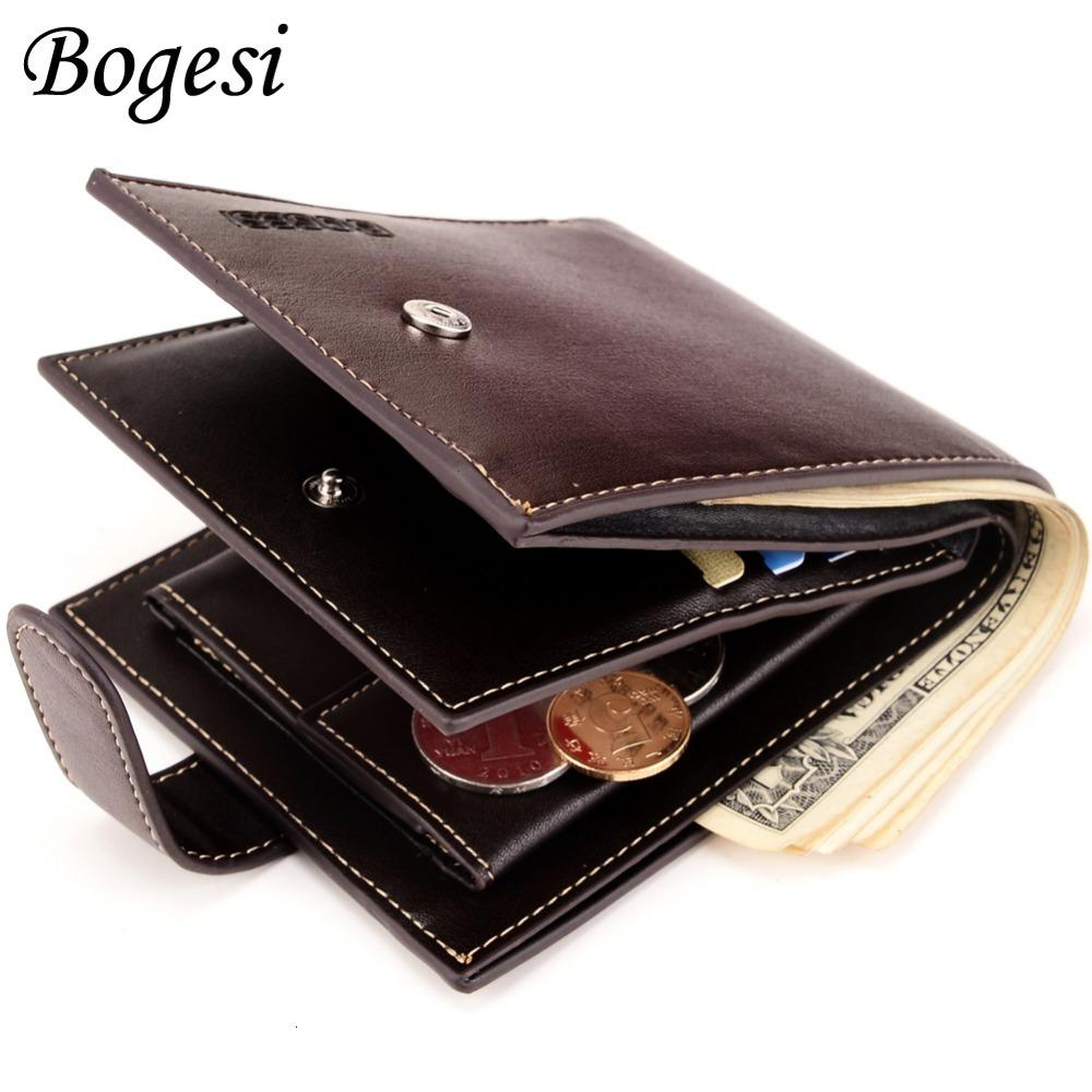For Hot Wallet Sale With New Style Hasp Fashion Brand Quality Pocket Purse Coin Men Design Men's Wallets Bghaq