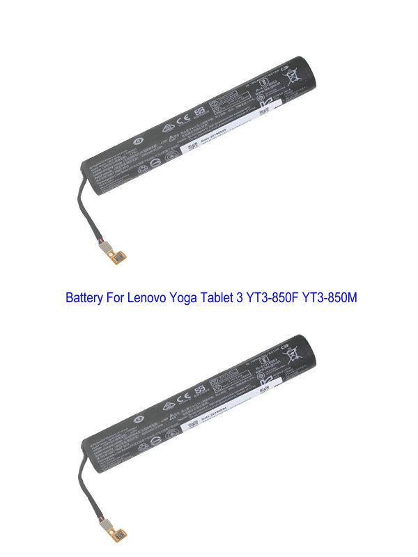 2 قطعة / الوحدة 3.75 فولت 6200 مللي أمبير 23.2 ساعة L15D2K31 L15C2K31 بطارية لوحي لينوفو اليوغا 3-850 متر YT3-850F YT3-850 YT3-850M YT3-850L بطاريات Loptop