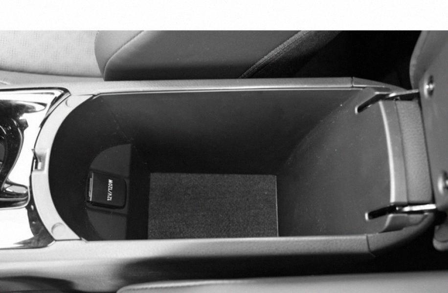 Per CHR IZOA Modificato speciale bracciolo centrale Box Storage Box Compartimento Accessori decorativi r1Be #