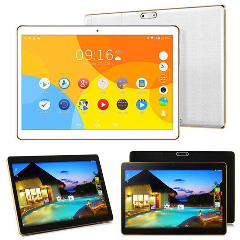 Tablet PC 10 Inch Tablets Android 8.0 MTK6753 Octa Core Ram 6GB ROM 128GB Dual Camera 8MP SIM Wifi GPS Bluetooth Phone1
