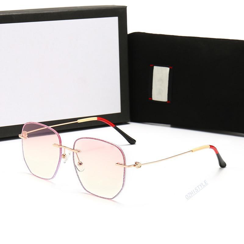 Caso Óculos de sol Box Mens e Pequena abelha Sun Womens moda óculos com óculos de sol UV400 polarizado IHBXB