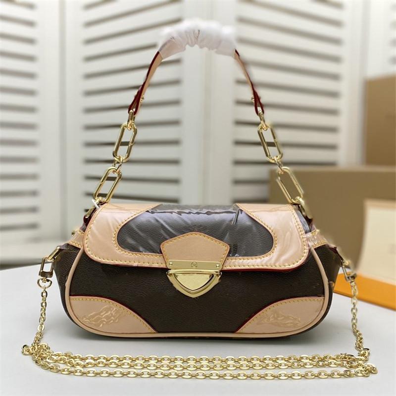 Tasche Qualität Tasche Handtasche Neue Crossbody Taschen Verkauf 2020 Mode Womens Retro Geldbörsen High Messenger Hot Schulter Didpa