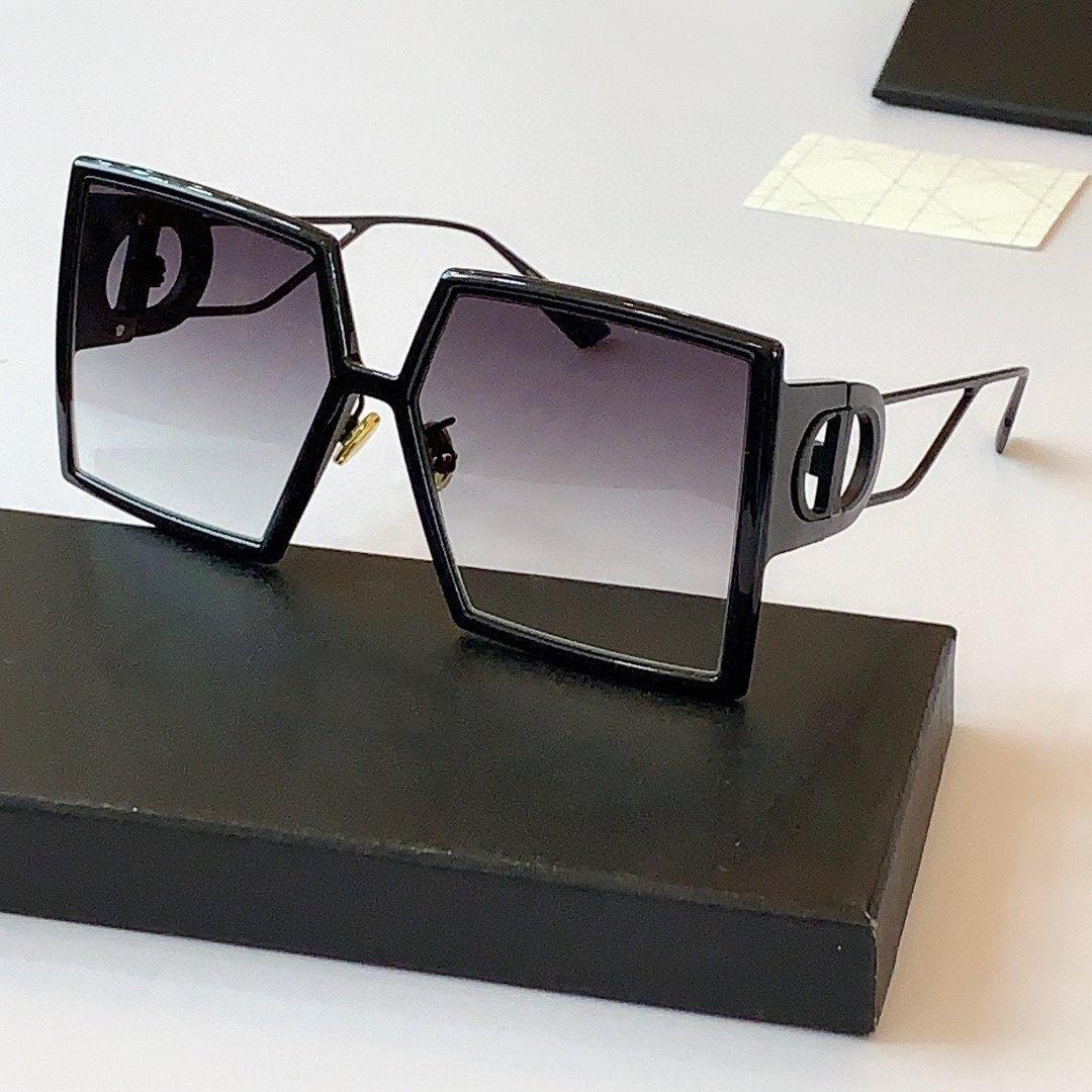 6etV vendimia gafas de sol redondas retro steampunk espejo gafas de sol gafas de sol de las mujeres diseñador de la marca estructura de metal UV400 L18