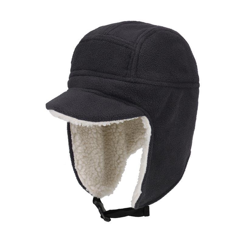 Mützen Trapper Hut Kreative Flauschige Winter Warme Trooper Cap Bomber Für Männer Frauen Kleidung Zubehör