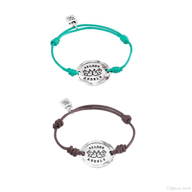 Nueva llegada auténtico Rett pulseras de la amistad para niños Pulsera UNO de 50 joyería plateada adapta regalo del estilo europeo PUL0839VRDMTL0S