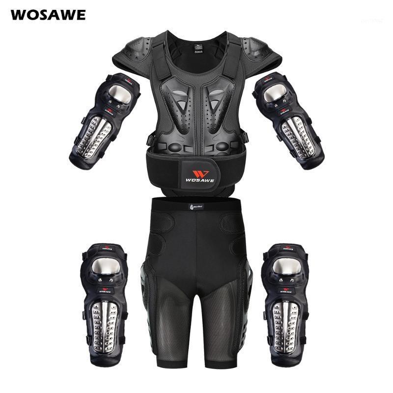 WOSAWE Motorcross Back Protector Skating Snow Body Motorcycle Spine Guard Giacca Moto Giacca Dresceds Gualt Guardia Moto Armor1