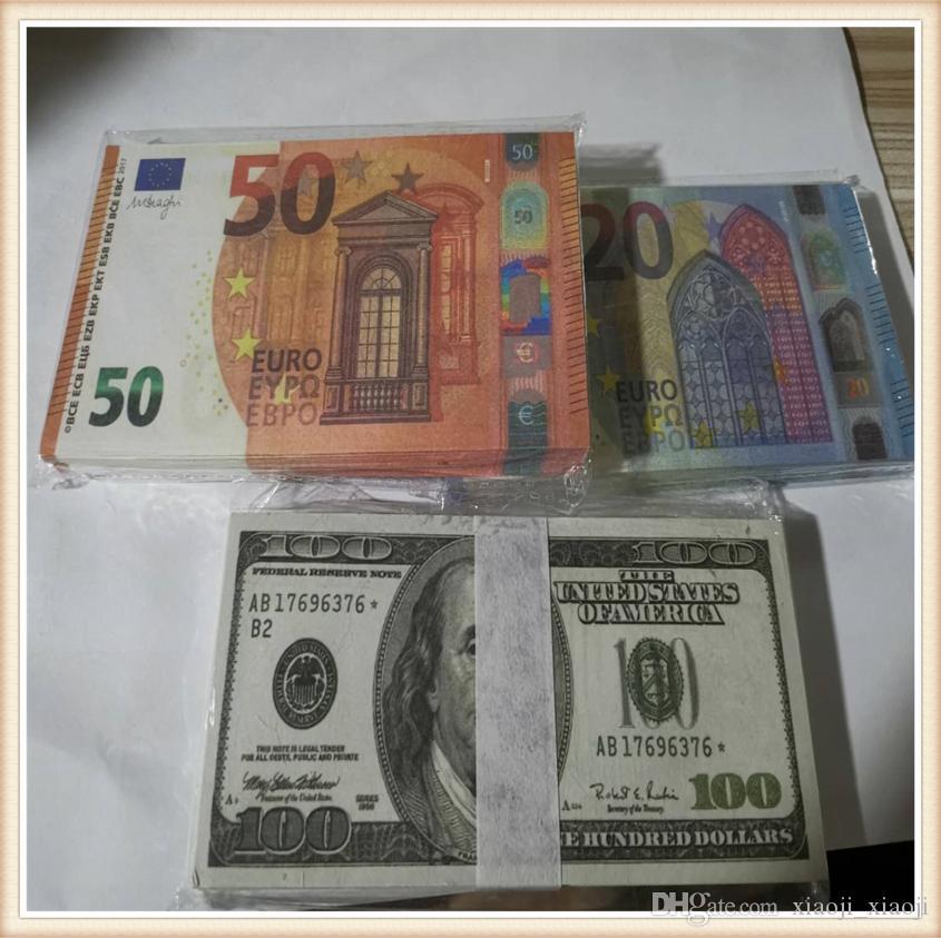 Simulación de monedas rápidas del festival de juegos de accesorios Adulto y moneda Euro juguete al por mayor Tiro 50 Play Collection 14 Regalos Token Woogq