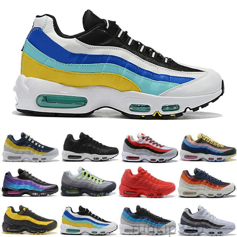 2020 NUEVO AIR ZOOM0 MENS Zapatos casuales baratos Underfated Sliver Bullet Sneakers Triple Negro Blanco Mujeres Humo Gris Maxes Trainers NXX1