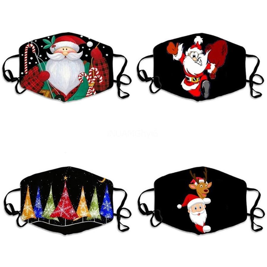 Maschere per il viso Earloop maschere facciali accessori antipolvere Stampa maschera universale per uomini e donne # 875