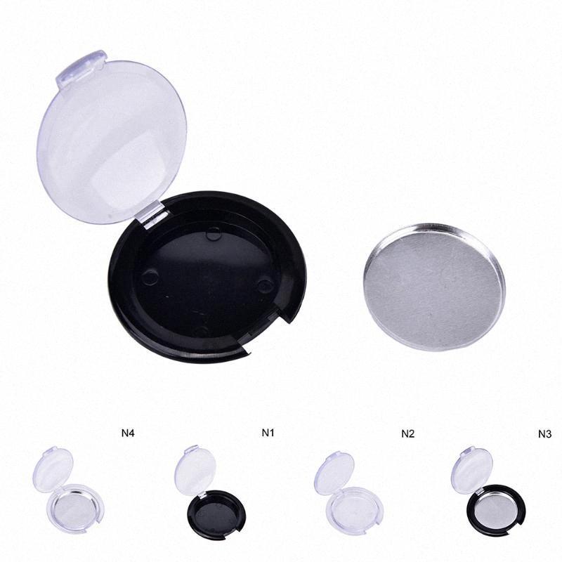 Caliente 1pc 5 ml de bricolaje maquillaje paleta de herramientas sartenes Imán Cosméticos vaciar la caja de sombra de ojos upq5 #