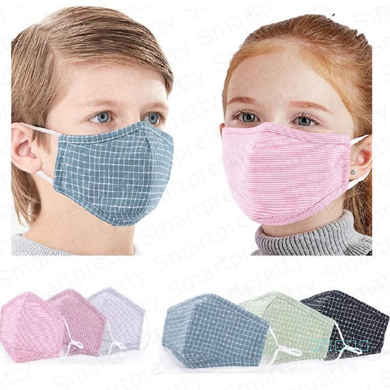 Factory4x6Breusable Haze 0Utlet Çocuk Toz Pamuk Maskeleri Toz Geçirmez Ağız Kapakları Maske Bir Katmanlar Koruyucu PM2.5 Anti