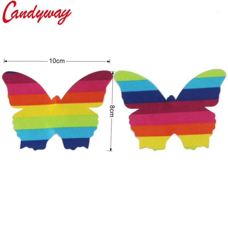 Rainbow Colors Coller Poitrine Sevaral Designs Soutien-gorge Adhésif Érotique Lingerie Stickers Stickers Mamelon Couvrir la pâte de lait pour femmes sexy Femmes Dames1