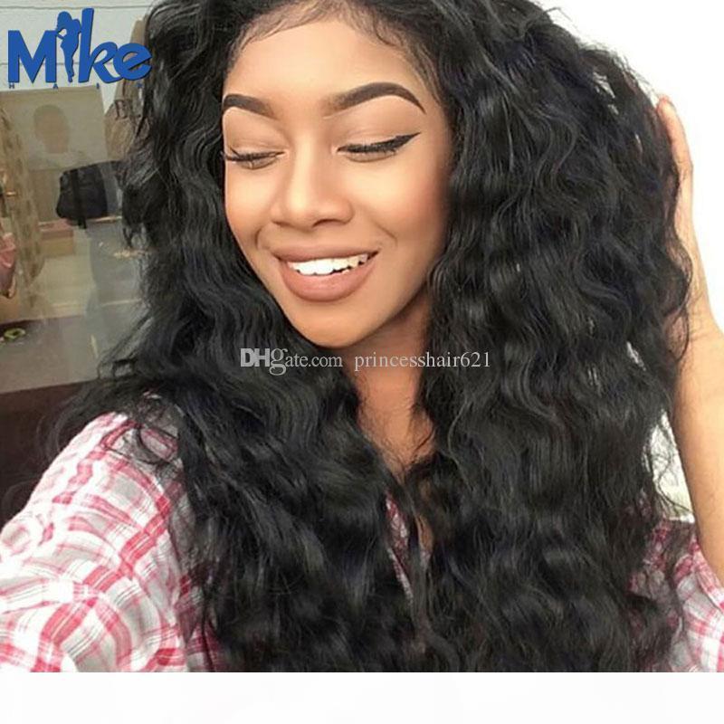 Mikhair não processado trama brasileira de cabelo 4 peças 100g pc wave de corpo profundo cabelo humano tecida peruana extensões de cabelo indianas indianas dinamable