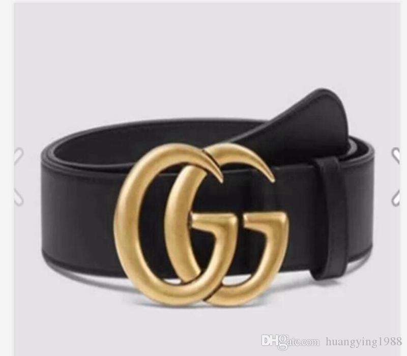 #014Designer58 Belt Snake Luxury Belt Leather Business Belts Women Big Buckle ceinture
