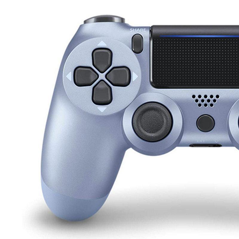Controlador de juegos Bluetooth inalámbrico PS4 4.0 con la tira de la lámpara PS4 Controlador Bluetooth transfronterizo E-COMERCIO EXPLOSIÓN