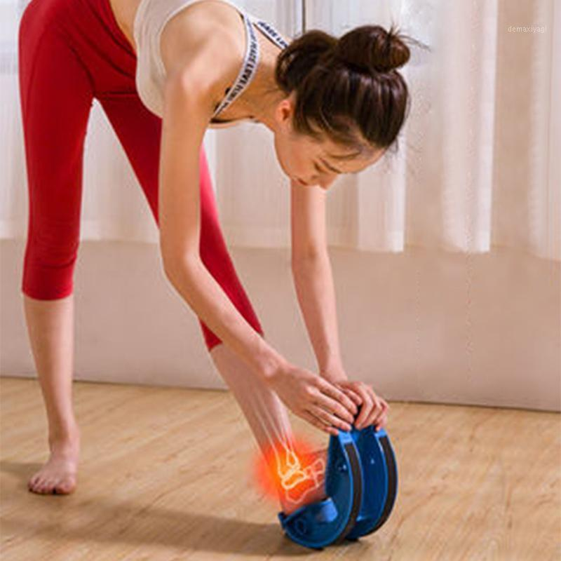 Rocker Rocker Rocker Ankle Plantar Muscle Calf Растяжка для Achilles Tendyinitis Yoga Фитнес спортивный массаж педали Dropship1