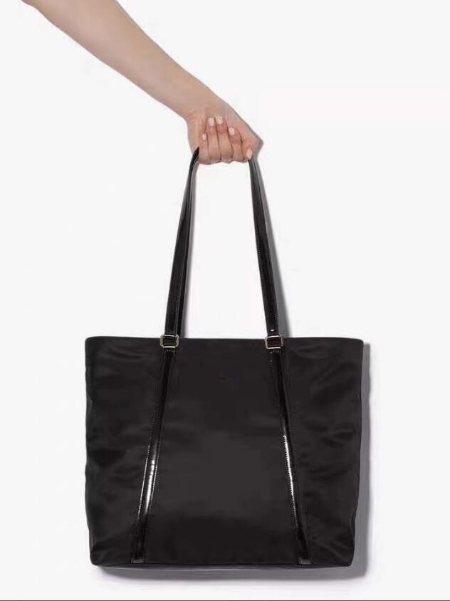 جديد أكياس الأزياء الفخمة الفاخرة حقائب اليد أكياس التسوق عارضة كبيرة حقيبة قماش أزياء حمل حقيبة قماش قدرة الهدايا