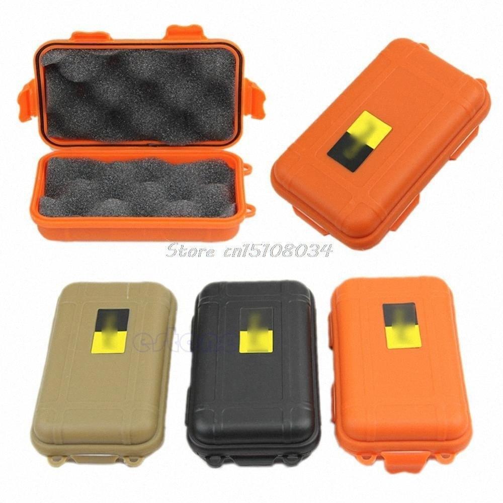 Extérieur en plastique étanche de survie étanche Case conteneur de stockage Carry Boîte à outils Sac Case # S018Y # haute qualité Q3IF #