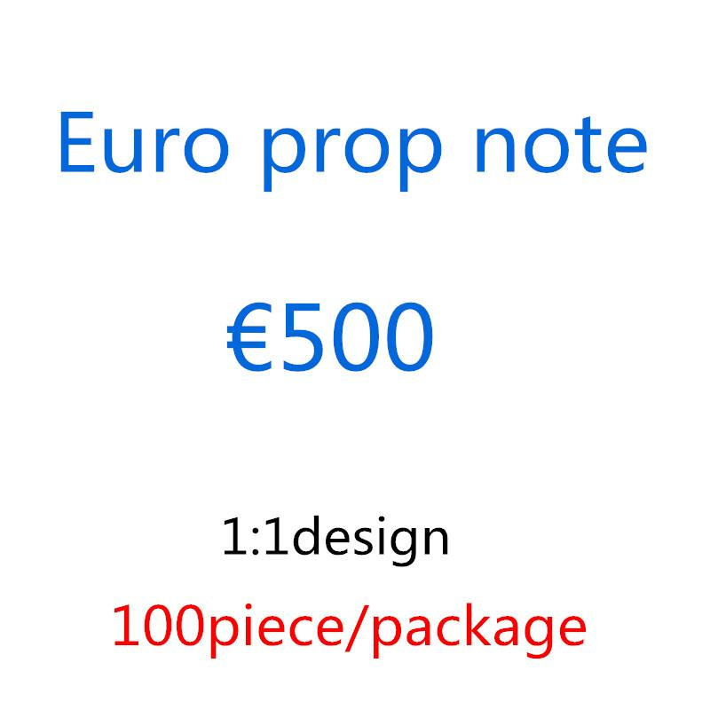 Copy Euro 1:1 Banknotes Props Toys Movie Magic Design Euro Shooting Gifts Props Factory M8 Wholesale Children Anspr Hxglw