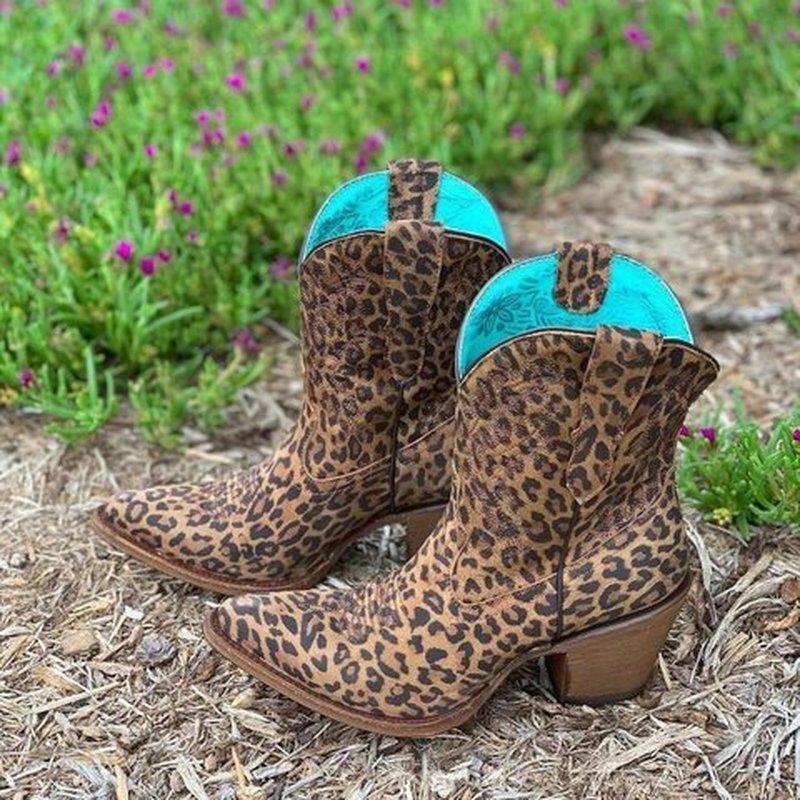 femmes bottes de cheville talons de chaussures femme milieu pompes chaud vintage autumn chaussures chaussures en cuir PU femme Zapatos mujer sapato D2262