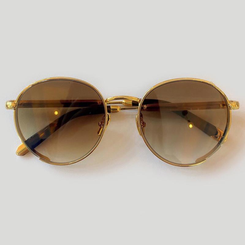 Eyeglasses Hommes Vintage Quality Design Metal Femmes Sunglasses Cadre Marque Boîte à brancher avec ARRIVÉE RETRO UV400 OPAUW