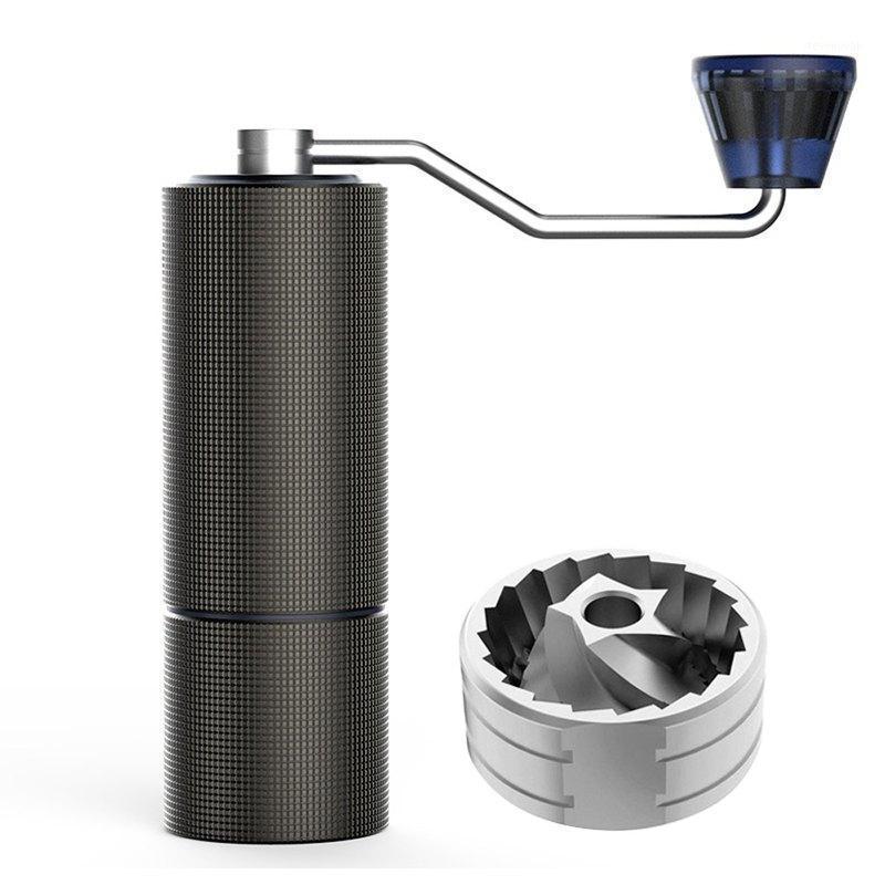 Timemore Chestnut C2 Alta Qualidade Manual De Alumínio Moedor De Café Aço Inoxidável Burr Moedor Mini Moling Machine1
