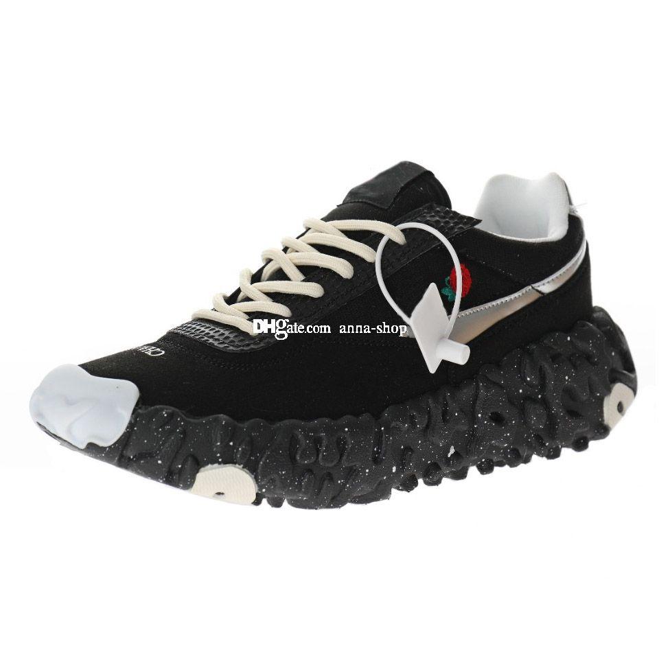 ISPA reagire in modo eccessivo sovrascavo scarpa da tennis per Scarpe Sneakers uomo di sport degli uomini Womens esecuzione Chaussures Formazione Formatori Jogging pattino di sport delle donne