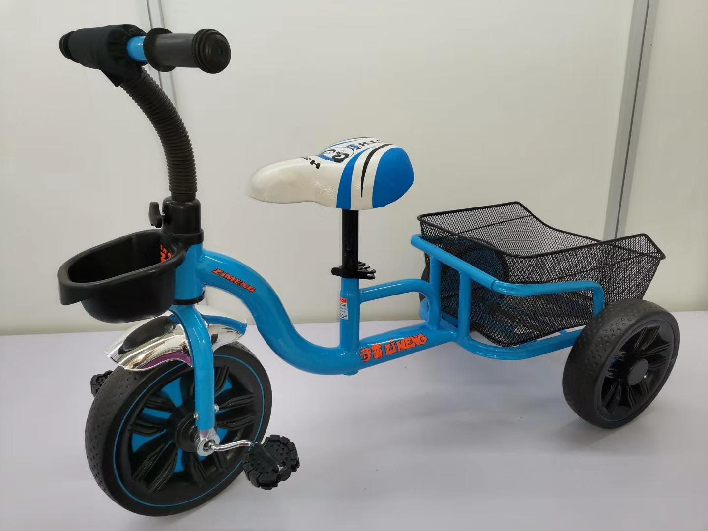 Popular Europen and USA Simple Tractor hopper Tricycle car/ tricycle bike for 2-7 years old Children