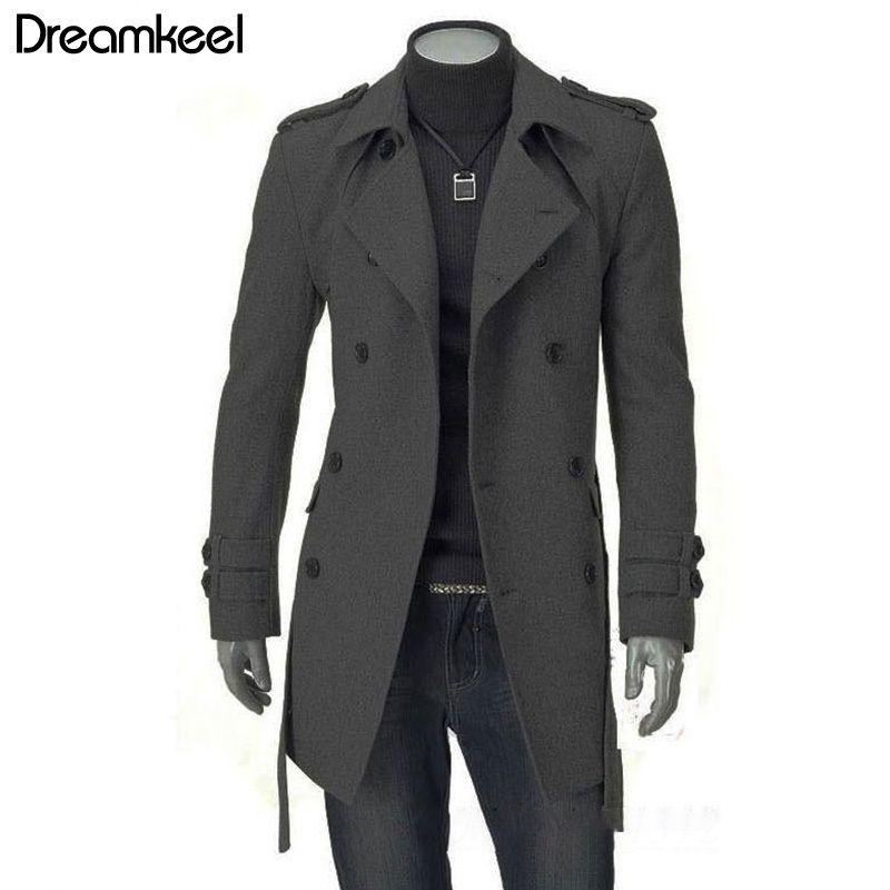 Mode d'hiver Hommes Hommes longues manteau de survêtement à double boutonnage MONCLAIRE VESTE MENCLAIRE MENS OFFACES Hommes à double boutonnage Y LJ201110