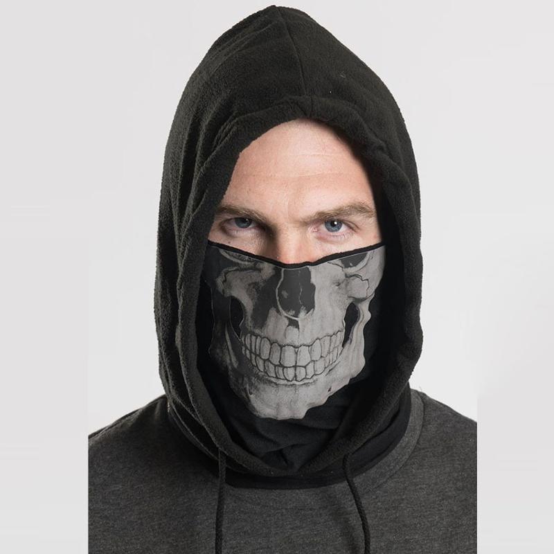 Зимний Открытый Hoodie Труба оголовье Шарф шеи ветрозащитный маска бандана Mondmasker Mondkapjes mascarillas wasbaar тушь для ресниц