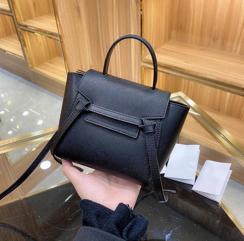 C Belt Pico Messenger Leather Tote Campagin Shoulder Bag Handbag Womens Luxury Designer High Quality Genuine Crossbody Huvxp