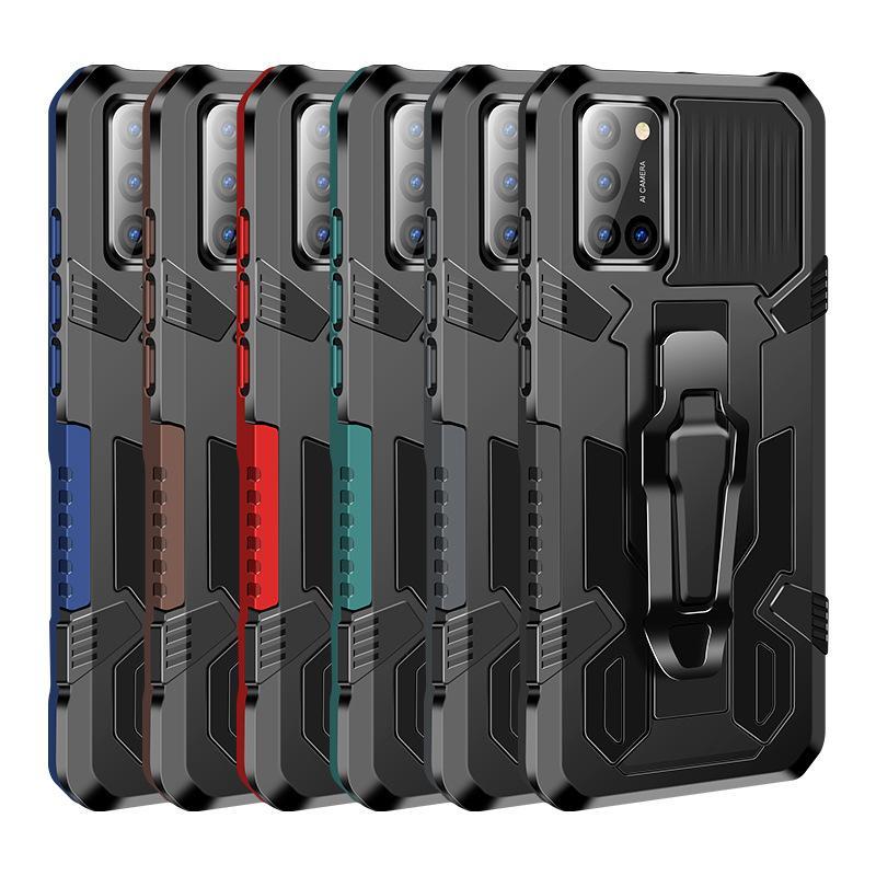 Samsung s20 fe cep telefon kılıfı M51 zırh koruyucu kapak tasarımcısı dava Noel hediyesi Klip Kılıf için