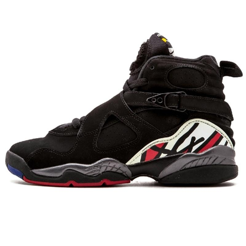 8 Reflektierende Schuhe Vii Basketball Mehrfarben 8s Männer Quai 54 Raid Drei Peat Aqua Chrome South Beach Mens-Sport-Turnschuhe