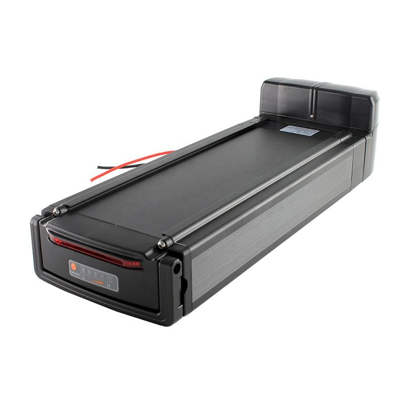 13s4p pack batterie 18650 Samsung 35E 48v 14Ah batterie arrière de l'armoire TIANLONG III-2 pour vélo électrique