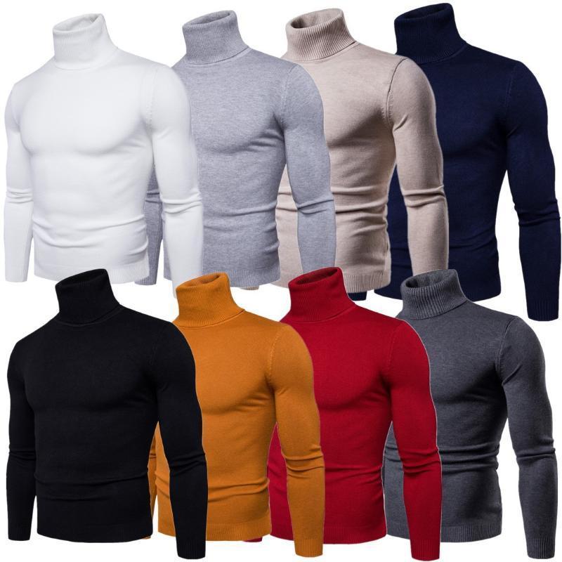 Moda Mens Mulheres sólida e camisola de gola alta para Winner Designer Marca camisola Vestuário Luxo Cashmere Men 2020 SA-8