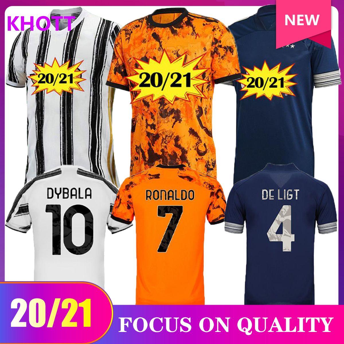 2020 2021 nuovi uomini Jersey di calcio 20 21 top uomini magliette di calcio di calcio maglie camiseta de fútbol maillot de foot