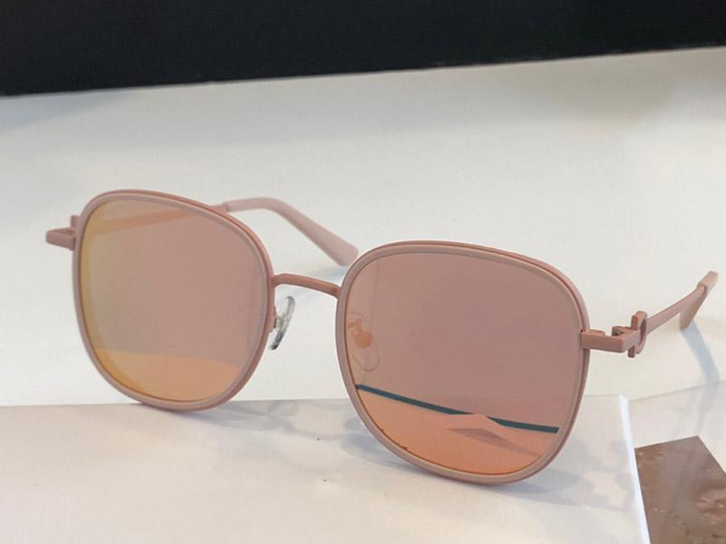 216 nuevas gafas de sol de moda con protección UV para las mujeres Vintage Cuadrado Marco completo Popular Calidad superior Ven con estuche Classic Sunglasses