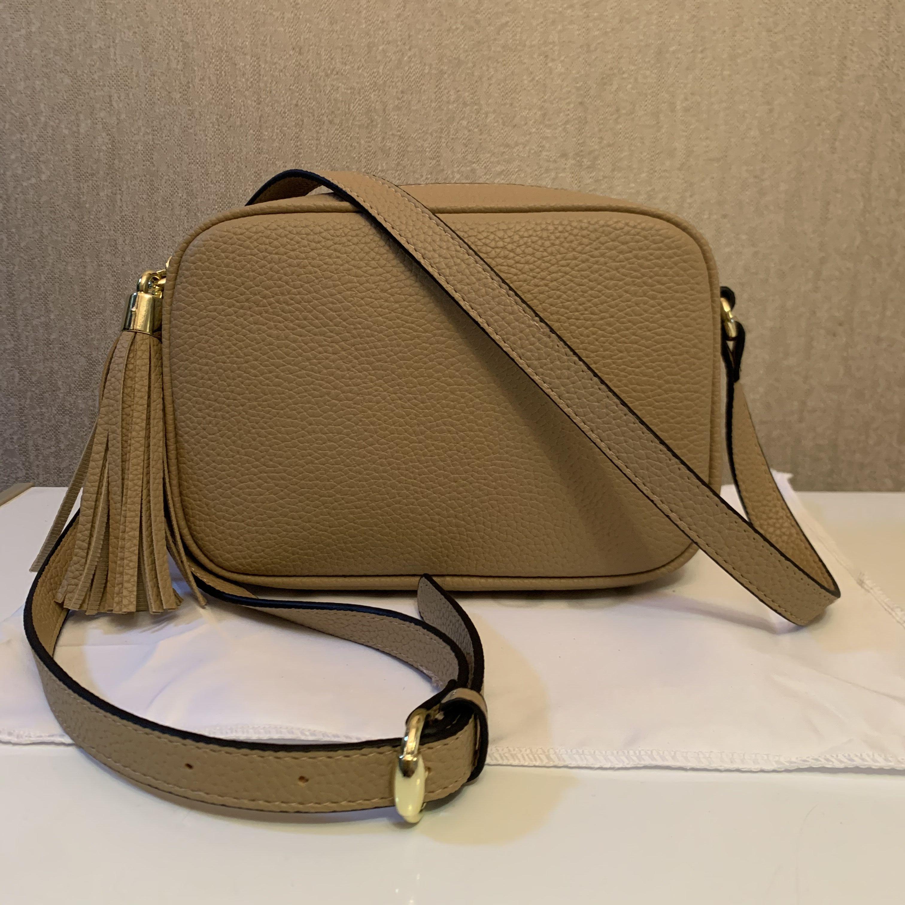 Tasarımcı Çanta Yüksek Kalite Lüks Çanta Cüzdan Ünlü Çanta Kadın Püskül Crossbody Çanta Moda Vintage Deri Omuz Çantaları