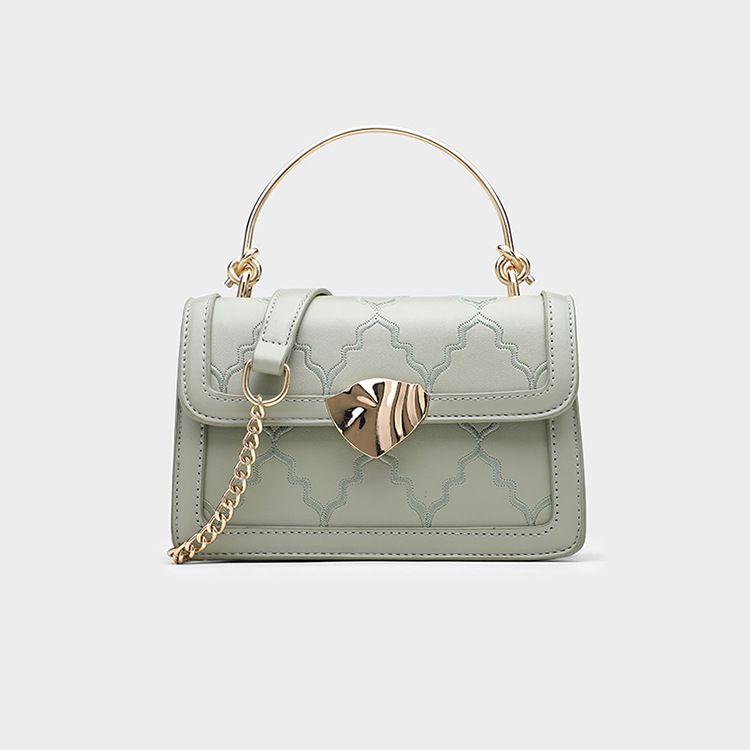 Bags New Designers Lock Bag Designer Shoulder Straddle And Square Chain Mmaqq Bags Women Crossbody Bag Luxurys Small 2020 Portable Jssgi