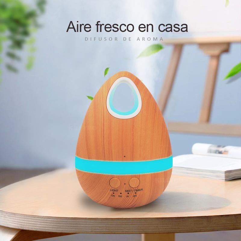 Humidifiers CA USB 200ml Aroma Oil Diffuser Ultrasonic Humidifier Home Office Air Purifier Mini Essential
