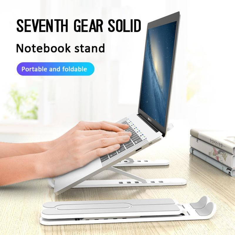 Laptop Stand per Pro Notebook Stand pieghevole Tablet Holder staffa del computer portatile per Notebook Cooling Staffa Riser