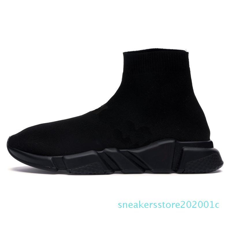 S2020 desinger Socke Sportschuhe Speed-Trainer der Frauen der Männer Freizeitschuhe TripleR Vintage Graffiti Turnschuhe Socken Stiefel Plattform 01s etoile