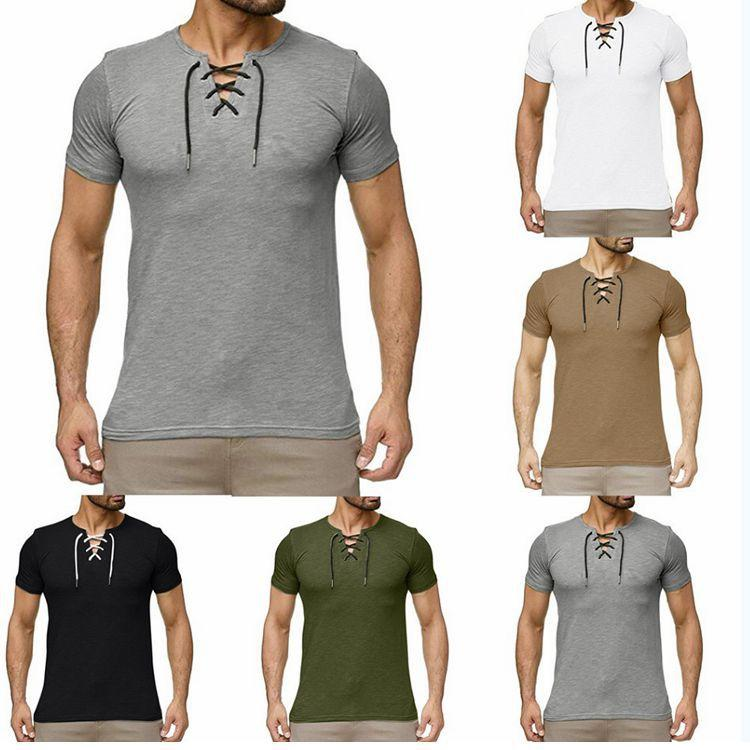 2021 Yeni Erkek Deisgner Tshirt Yaz Kısa Kollu Nefes Tshirt Bandge Tee Moda Casual Erkek Giyim