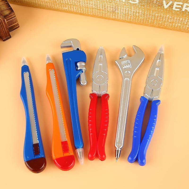1pcs Kawaii Handy strumento penna del gel di 0,35 millimetri Carino animali magici Penne Kawaii Gel Penne scuola di scrittura della novità cancelleria ragazze regalo
