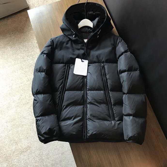 20FW Ebszan Harfleri Baskılı Ceket Erkekler Kadınlar Için Kış Coat Kapşonlu Kalın Karlı Açık Ceket Parkas Sıkıştırılmış Dış Giyim Giyim Homme